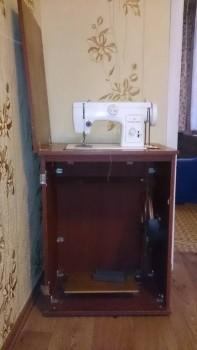 отдам даром ножную швейную машинку Чайка - шв (1).JPG